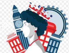англия, английский, лондон, королева